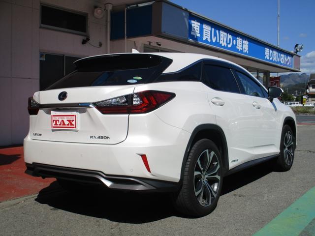 「レクサス」「RX」「SUV・クロカン」「群馬県」の中古車5