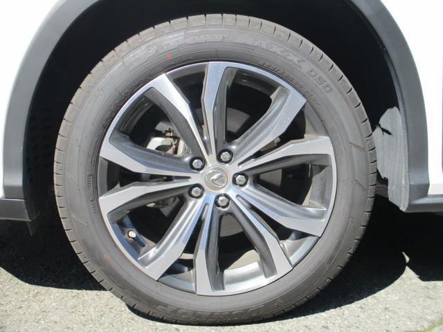 「レクサス」「RX」「SUV・クロカン」「群馬県」の中古車19