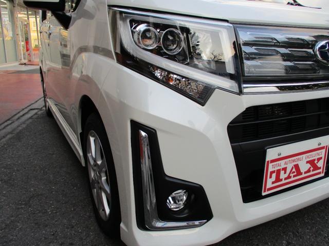 カスタムR スマートアシスト 車検整備付き LEDヘッドライト LEDフォグランプ(11枚目)