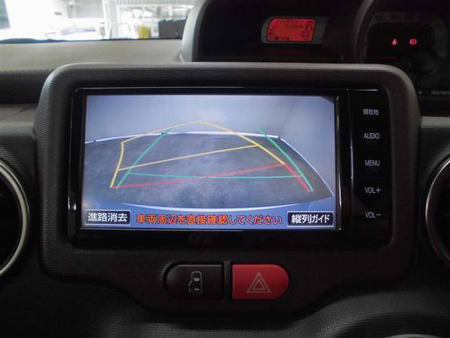 トヨタ スペイド Y SDナビ CD フルセグTV ETC バックモニター