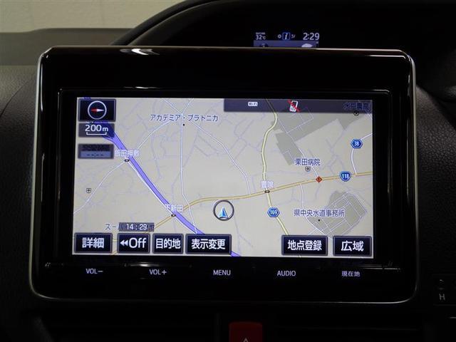 ZS キラメキ フルセグ メモリーナビ DVD再生 ミュージックプレイヤー接続可 バックカメラ 衝突被害軽減システム ETC 両側電動スライド LEDヘッドランプ 乗車定員7人 3列シート アイドリングストップ(7枚目)
