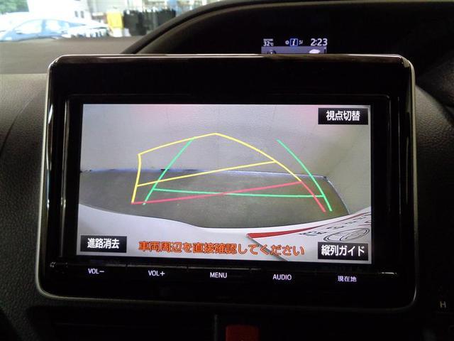 ZS キラメキ フルセグ メモリーナビ DVD再生 ミュージックプレイヤー接続可 バックカメラ 衝突被害軽減システム ETC 両側電動スライド LEDヘッドランプ 乗車定員7人 3列シート アイドリングストップ(12枚目)