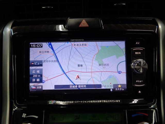ハイブリッドG エアロツアラー フルセグ メモリーナビ DVD再生 バックカメラ 衝突被害軽減システム ETC LEDヘッドランプ アイドリングストップ(6枚目)