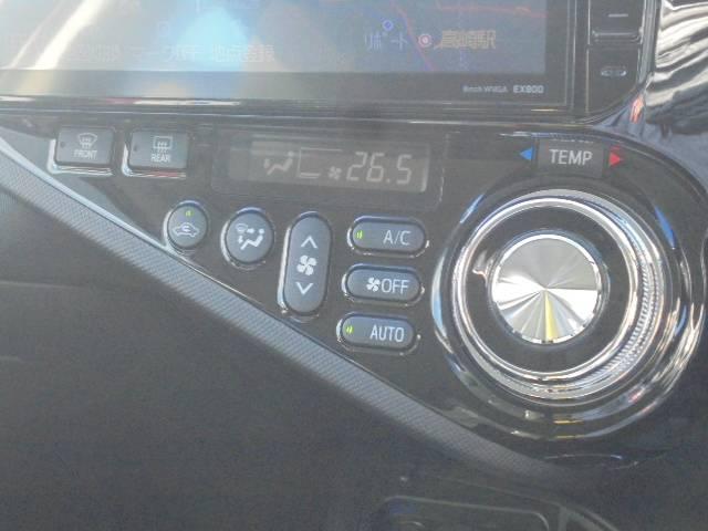 トヨタ アクア G G's フルセグSDナビ バックカメラ シートヒーター