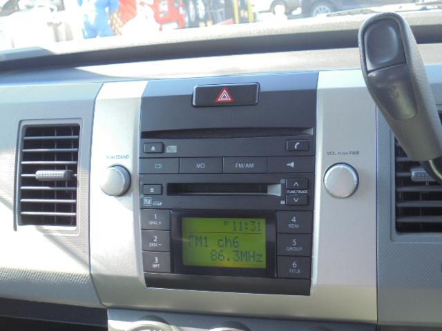 スズキ ワゴンR FT-Sリミテッド ワンオーナー 純正CDMD HIDライト