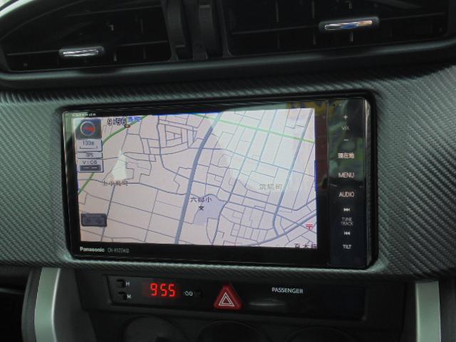 スバル BRZ S 6速マニュアル フルセグSDナビ ETC HIDライト