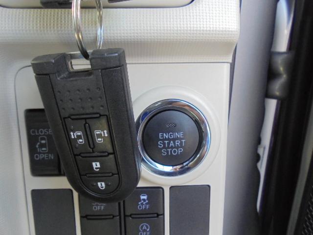 ダイハツ ムーヴキャンバス Gメイクアップ SAII フルセグSDナビ Bカメラ WPS