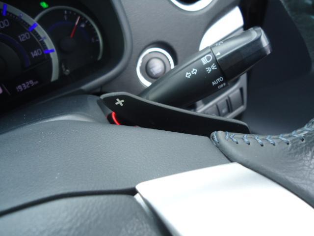 スズキ ワゴンRスティングレー T フルセグSDナビ パドルシフト ETC セキュリティ