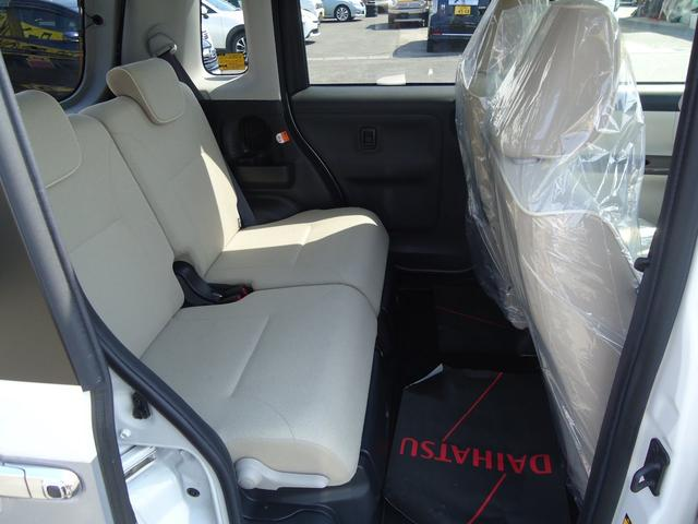 後席シートも広々!ゆったり乗れます!全車総額表示が親切!選びやすいと大好評!納車整備費用・車検整備費用・自賠責保険未経過相当分は頂きません!諸費用の透明性!安さも魅力です!