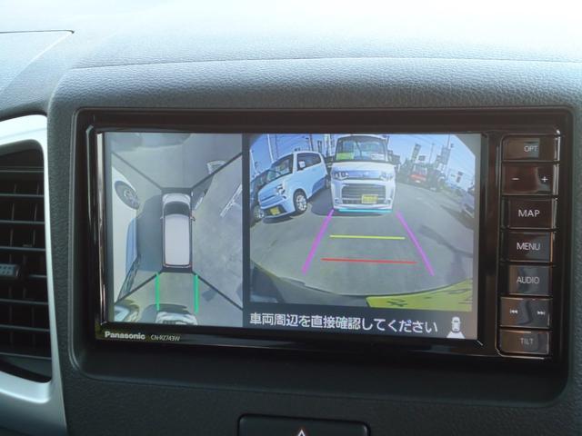 X DCBS フルセグナビ 全方位カメラ 電動スライドドア(5枚目)