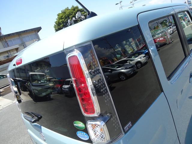 プライバシーを守る、リア5面ダークガラス!夏場のエアコンの効きが違いますね!もちろんリアはUVカットダークガラスでUVカット機能付きです!荷物も見えづらく安心ですね!