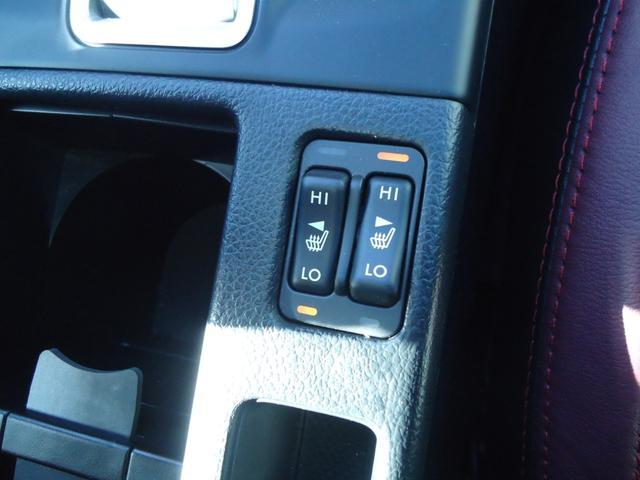 1.6STIスポーツアイサイト 4WD 8インチフルセグナビ バックカメラ レーダークルーズコントロール レザーシート パドルシフト LEDヘッドライト シートヒーター ETC(10枚目)