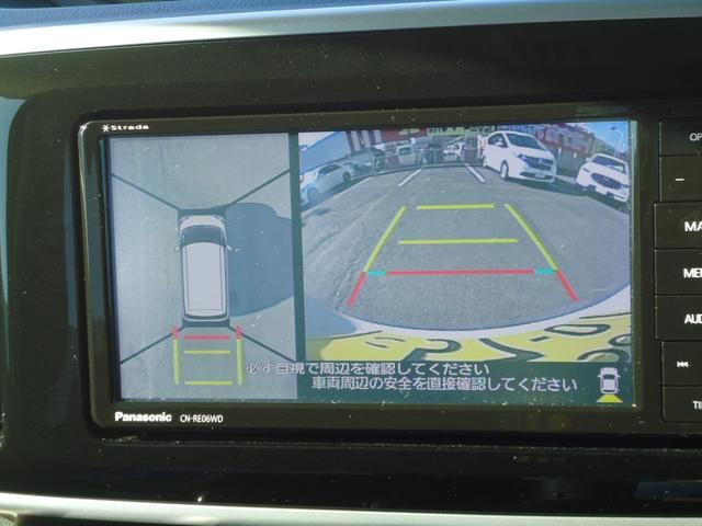Gブラックアクセントリミテッド SAIII フルセグナビ パノラマモニター 両側電動スライドドア LEDライト リアコーナーセンサー セキュリティ(5枚目)