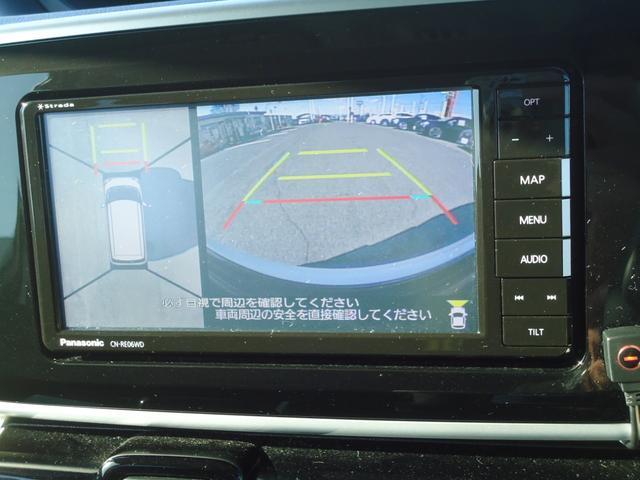Gブラックアクセントリミテッド SAIII フルセグナビ パノラマモニター 両側電動スライドドア LEDライト リアコーナーセンサー セキュリティ(41枚目)