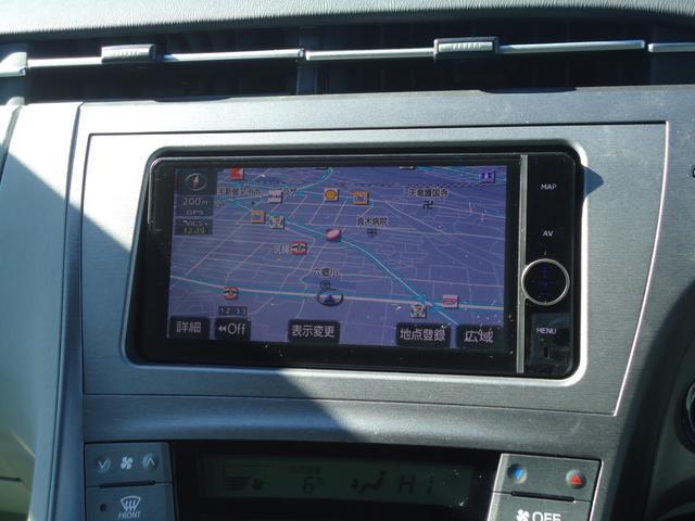 S フルセグナビ フロント・バックカメラ HIDライト ETC 革調シートカバー ドライブレコーダー サイド・カーテンエアバッグ(4枚目)