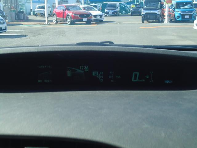 S フルセグナビ フロント・バックカメラ HIDライト ETC 革調シートカバー ドライブレコーダー サイド・カーテンエアバッグ(7枚目)