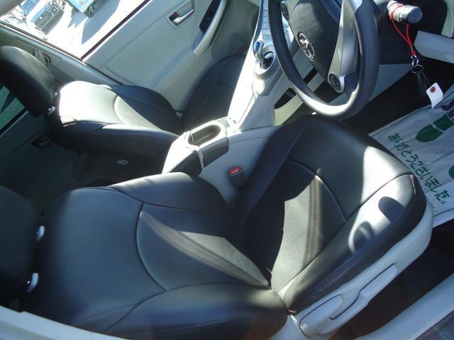 S フルセグナビ フロント・バックカメラ HIDライト ETC 革調シートカバー ドライブレコーダー サイド・カーテンエアバッグ(10枚目)