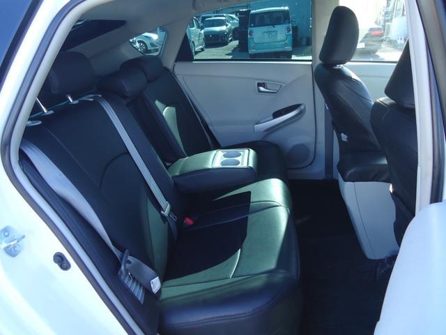 S フルセグナビ フロント・バックカメラ HIDライト ETC 革調シートカバー ドライブレコーダー サイド・カーテンエアバッグ(15枚目)