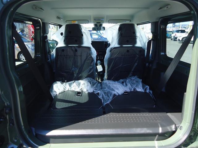 XC パートタイム4WD 4速オートマ デュアルセンサーブレーキ シートヒーター LEDライト セキュリティアラーム(17枚目)