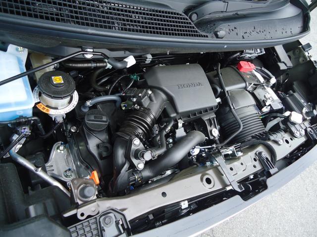 Lターボ ホンダセンシング フルセグインターナビ バックカメラ 両側電動スライドドア レーダークルーズコントロール パドルシフト LEDライト シートヒーター(13枚目)