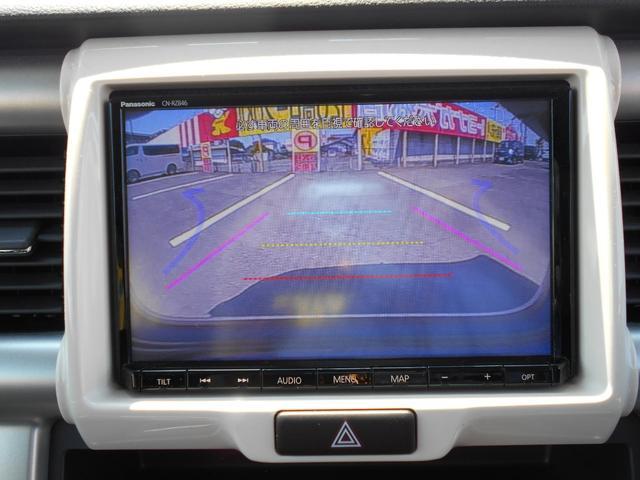 Gターボ ワンオーナー 4WD ターボ 8インチナビ フルセグTV バックカメラ HIDライト インテリキー デュアルカメラブレーキサポート ETC オートエアコン シートヒーター(18枚目)