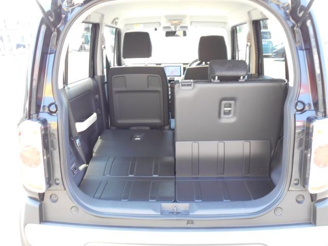 Gターボ ワンオーナー 4WD ターボ 8インチナビ フルセグTV バックカメラ HIDライト インテリキー デュアルカメラブレーキサポート ETC オートエアコン シートヒーター(40枚目)