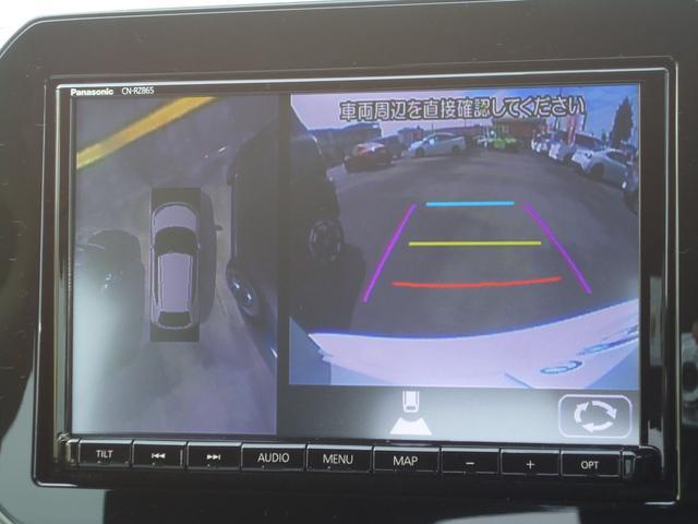 ハイブリッドMZ デュアルカメラブレーキ 8インチフルセグナビ 全方位カメラ クルーズコントロール キープッシュスタート パドルシフト LEDヘッドライト シートヒーター セキュリティアラーム(5枚目)