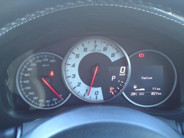 GTブラックリミテッド 86台限定車 ワンオーナー フルセグSDナビ バックカメラ コーナーセンサー パドルシフト クルーズコントロール ドライブレコーダー ETC2.0(7枚目)