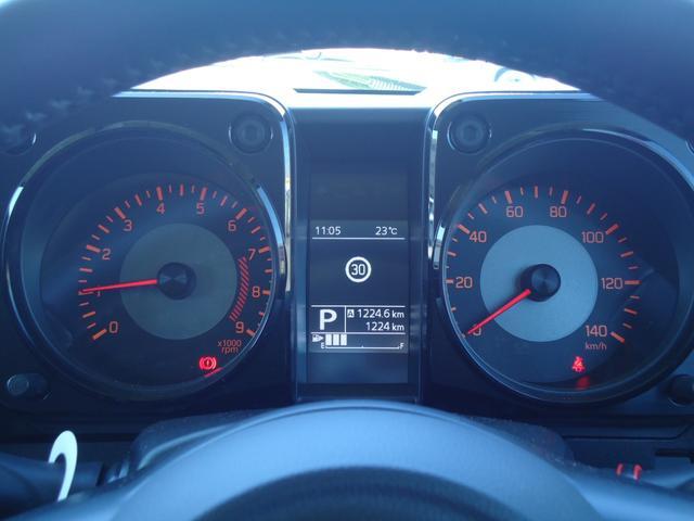 XC ダムド ザ・ルーツ仕様 デュアルセンサーブレーキ LEDヘッドライト キープッシュスタート シートヒーター セキュリティアラーム 純正アルミ(6枚目)
