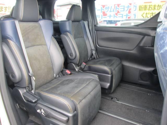 トヨタ ヴェルファイア 2.5Z AED ゴールデンアイズ プリクラッシュ ETC