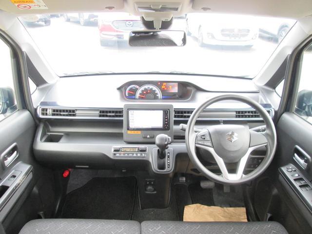 ハイブリッドFX 4WDナビフルセグTV 全方位モニター用カメラ デュアルセンサーブレーキサポート キーレスプッシュスタートシステム エマージェンシーストップシグナル 運転席・助手席SRSエアバッグ(8枚目)
