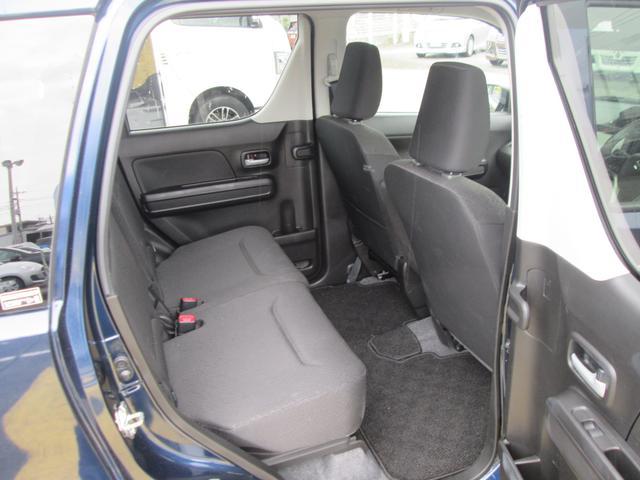 ハイブリッドFX 4WDナビフルセグTV 全方位モニター用カメラ デュアルセンサーブレーキサポート キーレスプッシュスタートシステム エマージェンシーストップシグナル 運転席・助手席SRSエアバッグ(19枚目)