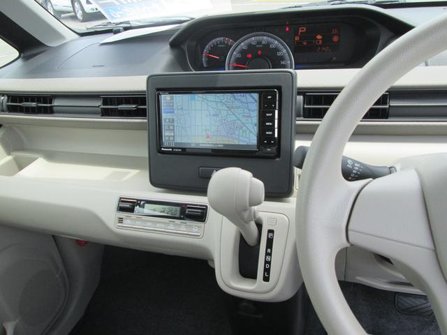 ハイブリッドFX ナビフルセグTV デュアルセンサーブレーキサポート 車線逸脱警報機能 後退時ブレーキサポート ふらつき警報機能 誤発進抑制機能 エマージェンシーストップシグナルシートヒータースマートキー(10枚目)