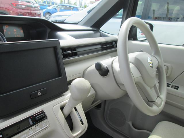 ハイブリッドFX ナビフルセグTV デュアルセンサーブレーキサポート 車線逸脱警報機能 後退時ブレーキサポート ふらつき警報機能 誤発進抑制機能 エマージェンシーストップシグナルシートヒータースマートキー(25枚目)