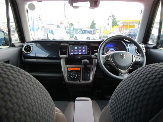 JスタイルIIIターボ 全方位モニター 純正ナビフルセグTV デュアルカメラブレーキサポート HID ワンオーナー車 スマートキー アルミホイール パドルシフト クルーズコントロール(7枚目)