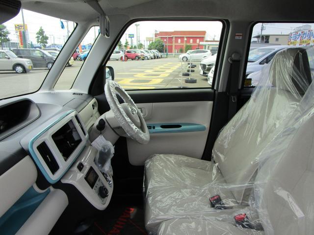 Gメイクアップリミテッド SAIII スマートアシスト3 ナビフルセグTV パノラマモニター 誤発進抑制制御機能 歩行者傷害軽減ボディ SRSエアバッグ 両側電動スライド 届出済未使用車(37枚目)