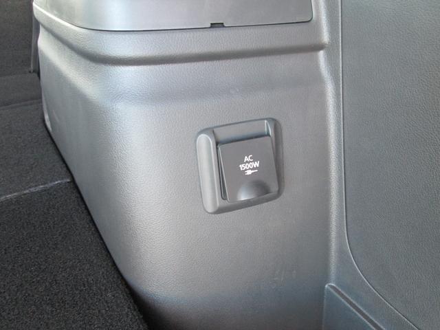 G 誤発進抑制機能 純正ナビフルセグTV マルチアラウンドモニター 100V1500W電源 パワーシート 前席シートヒーター LEDオートライト 電動リヤハッチ パーキングセンサー(36枚目)
