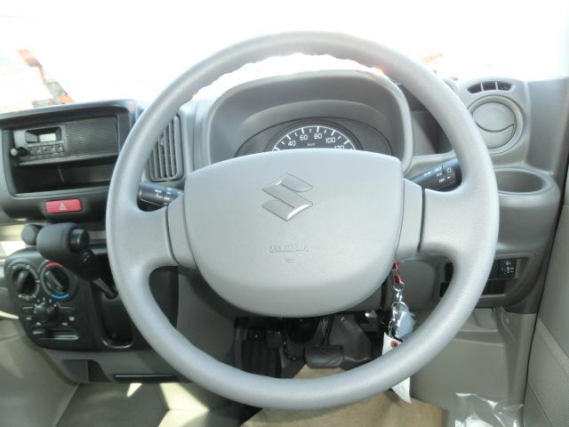 スズキ エブリイ PAリミテッド 4WD キーレス スモークガラス 未使用車
