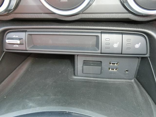 ★本革シートは冬にうれしいシートヒーター付★お尻がぽかぽか!エアコンが利く前に乗り込むことが多いドライバーの身体を素早く暖めてくれます!
