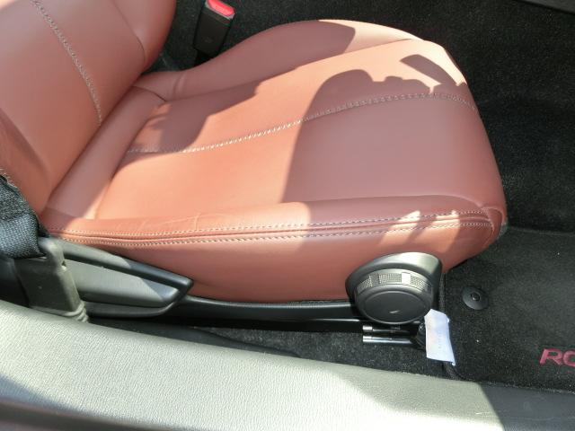 ★シートリフター!体格にあわせてシートの高さを微調整★運転の姿勢が最適になりますから、運転が更さらに楽になりますね。