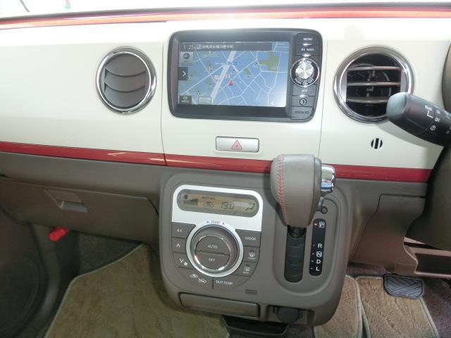 X スマートフォン連携ナビ Bカメラ HiDライト ETC(18枚目)