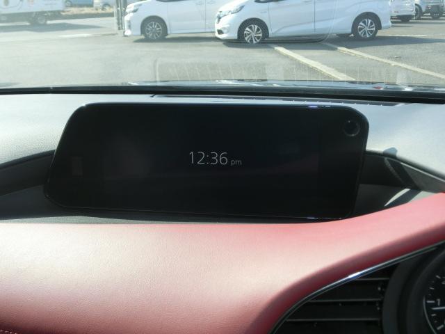 20Sバーガンディセレクション 衝突被害軽減ブレーキ マツダコネクト SDナビ フルセグTV 360度モニター ETC 前後ドラレコ 18インチAW シートヒーター ステアリングヒーター(15枚目)