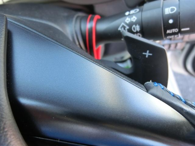 1.6GT-Sアイサイト アドバンスドセーフティパッケージ サンルーフ 7型ナビ フルセグTV サイド&バックカメラ パドルシフト シートヒーター ETC 社外17インチAW(24枚目)