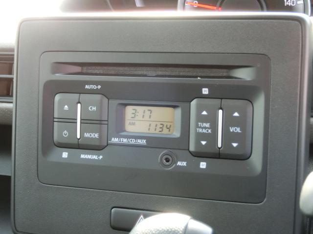 ハイブリッドFX スズキセーフティサポート DSBS 純正CDステレオ スマートキー シートヒーター オートライト 前後誤発信抑制機能 後退時ブレーキサポート 当社試乗車(26枚目)