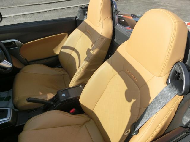 セロ 電動オープンハードトップ 両席シートヒーター ETC LEDライト スマートエントリー LEDヘッドライト フォグランプ 純正アルミホイール ワンオーナー(30枚目)