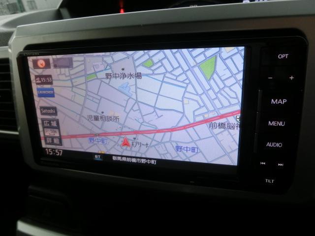 X モンベルバージョンSA SDナビ フルセグTV DVD再生 Bluetooth バックカメラ 衝突被害軽減装置 パワースライドドア ユーザー買取車(20枚目)