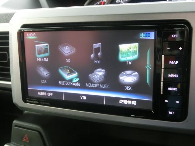 X モンベルバージョンSA SDナビ フルセグTV DVD再生 Bluetooth バックカメラ 衝突被害軽減装置 パワースライドドア ユーザー買取車(22枚目)