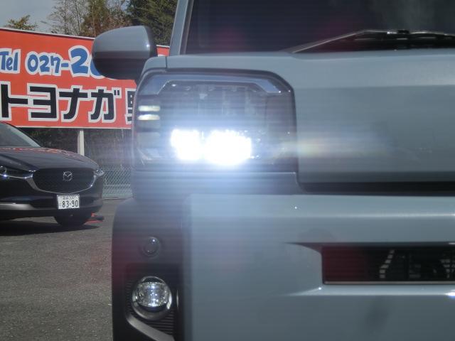 Gターボ スマアシ3 LEDライト 追従型クルコン 社外ナビ フルセグTV バックカメラ シートヒーター 届出済未使用車(15枚目)