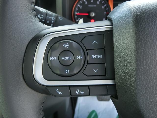 Gターボ スマアシ3 LEDライト 追従型クルコン 社外ナビ フルセグTV バックカメラ シートヒーター 届出済未使用車(23枚目)