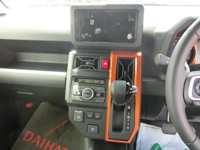 Gターボ スマアシ3 LEDライト 追従型クルコン 社外ナビ フルセグTV バックカメラ シートヒーター 届出済未使用車(25枚目)